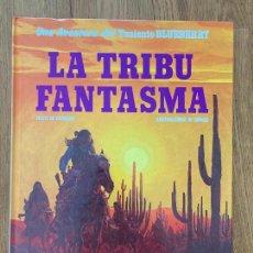 Fumetti: TENIENTE BLUEBERRY 21 - LA TRIBU FANTASMA - GRIJALBO - BUEN ESTADO. Lote 266852464