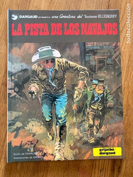 TENIENTE BLUEBERRY 22 - LA PISTA DE LOS NAVAJOS - GRIJALBO - BUEN ESTADO (Tebeos y Comics - Grijalbo - Blueberry)