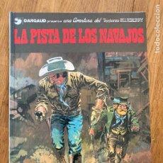 Fumetti: TENIENTE BLUEBERRY 22 - LA PISTA DE LOS NAVAJOS - GRIJALBO - BUEN ESTADO. Lote 266852814
