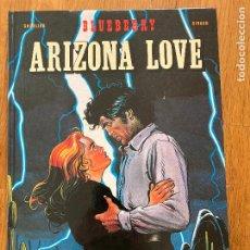 Comics : TENIENTE BLUEBERRY 29 - ARIZONA LOVE - GRIJALBO - BUEN ESTADO - MUY DIFICIL. Lote 266857209