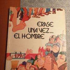 Cómics: ERASE UNA VEZ EL HOMBRE. ED. JUNIOR 79. Lote 266927189