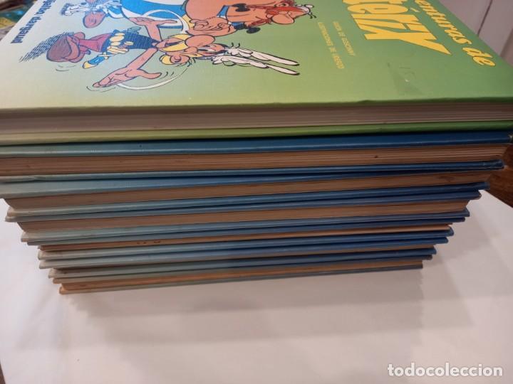 Cómics: LAS AVENTURAS DE ASTERIX. 7 tomos guálflex. Grijalbo/Dargaud - Foto 4 - 267087029