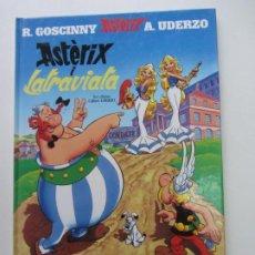 Cómics: ASTERIX I LA TRAVIATA Nº 31 GRIJALBO DARGAUD GOSCINNY UDERZO EN CATALÀ ARX107. Lote 267497344