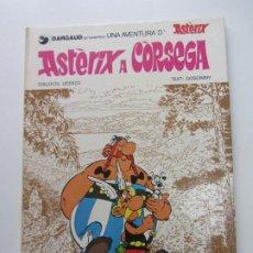 Cómics: ASTÉRIX Nº 20: ASTÉRIX A CÓRCEGA GRIJALBO DARGAUD GOSCINNY UDERZO EN CATALÀ ARX107. Lote 267498449