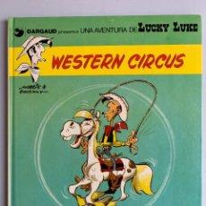 Cómics: LUCKY LUKE - WESTERN CIRCUS - GRIJALBO DARGAUD NUMERO 15. Lote 267507344