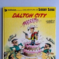 Cómics: LUCKY LUKE - DALTON CITY - GRIJALBO DARGAUD NUMERO 29. Lote 267507524