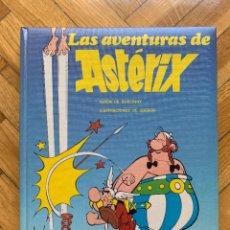 Cómics: LAS AVENTURAS DE ASTÉRIX TOMO 8 - EDICIONES JUNIOR - MUY BUEN ESTADO. Lote 267772844