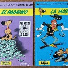 Cómics: RANTANPLAN Nº 1 Y 2 LA MASCOTA Y EL PADRINO (GRIJABO DARGAUD 1989). Lote 267886159