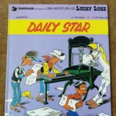 Cómics: LUCKY LUKE Nº 30 DAILY STAR (GRIJALBO DARGAUD 1986). Lote 267889004