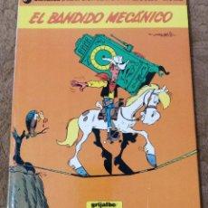 Cómics: LUCKY LUKE Nº 20 EL BANDIDO MECANICO (GRIJALBO DARGAUD 1982). Lote 267891499