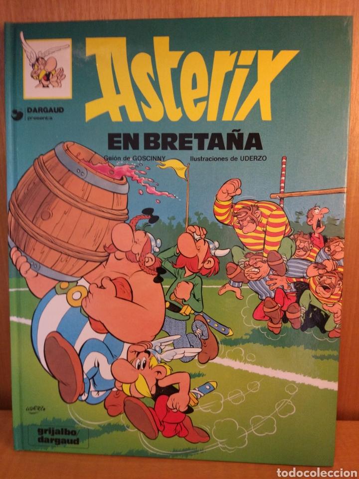AXTERIX EN BRETAÑA (Tebeos y Comics - Grijalbo - Asterix)