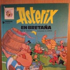 Cómics: AXTERIX EN BRETAÑA. Lote 268721209
