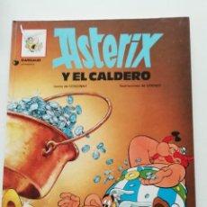 Cómics: ASTERIX Y EL CALDERO. Lote 268741604