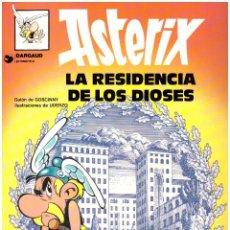 Cómics: COMIC ASTERIX: LA RESIDENCIA DE LOS DIOSES - GRIJALBO DARGAUD, TAPA BLANDA. Lote 268773979