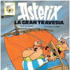 Cómics: COMIC ASTERIX: LA GRAN TRAVESIA - GRIJALBO DARGAUD, TAPA BLANDA. Lote 268774029