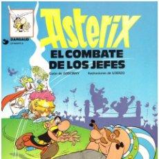 Cómics: COMIC ASTERIX: EL COMBATE DE LOS JEFES - GRIJALBO DARGAUD, TAPA BLANDA. Lote 268774064