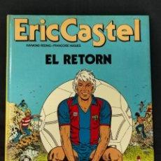 Comics: ERIC CASTEL - Nº 10 - EL RETORN - GRIJALBO -. Lote 268810364