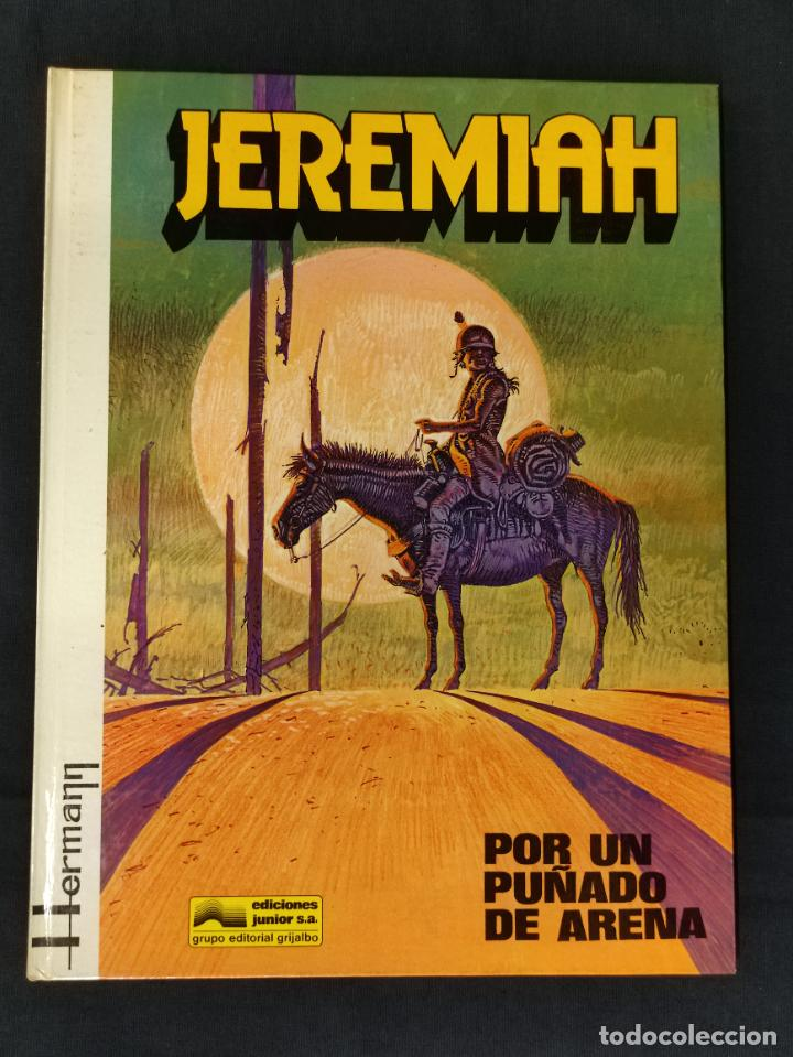 JEREMIAH - Nº 2 - POR UN PUÑADO DE ARENA - GRIJALBO - (Tebeos y Comics - Grijalbo - Jeremiah)