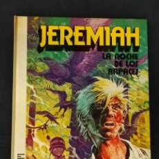 Cómics: JEREMIAH - Nº 1 - LA NOCHE DE LOS RAPACES - GRIJALBO -. Lote 268811084