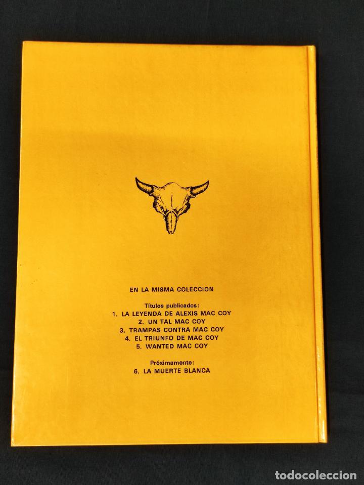Cómics: WANTED MAC COY - Nº 5 - GRIJALBO - - Foto 6 - 268811829