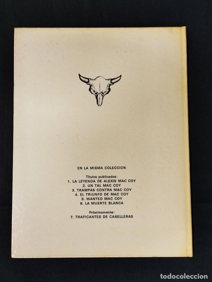 Cómics: MAC COY - Nº 6 - LA MUERTE BLANCA - GRIJALBO - - Foto 4 - 268812084