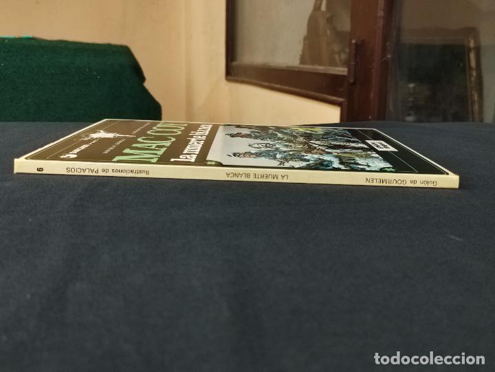 Cómics: MAC COY - Nº 6 - LA MUERTE BLANCA - GRIJALBO - - Foto 5 - 268812084