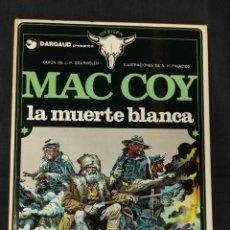 Cómics: MAC COY - Nº 6 - LA MUERTE BLANCA - GRIJALBO -. Lote 268812084