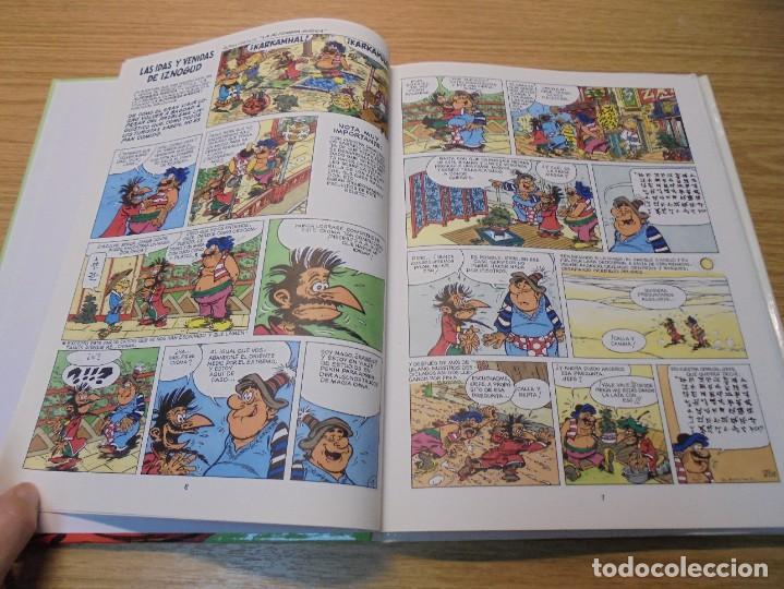 Cómics: 4COMICS. Nº 4-5-6-19. LAS AVENTURAS DEL GRAN VISIR IZNOGUD. EDICIONES JUNIOR. GUION GOSCINNY. - Foto 27 - 268815104
