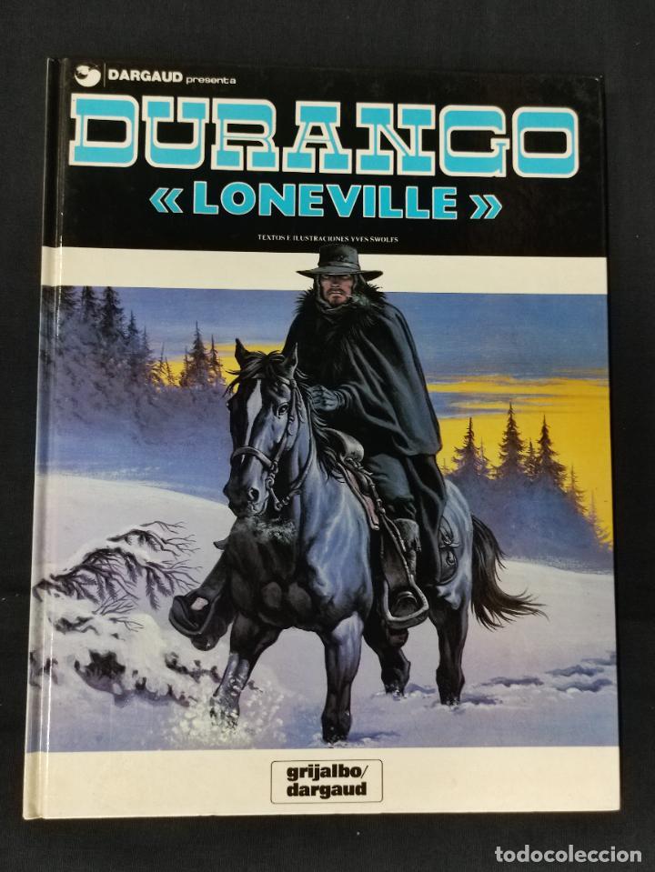 DURANGO - Nº 7 - LONEVILLE - GRIJALBO - (Tebeos y Comics - Grijalbo - Durango)