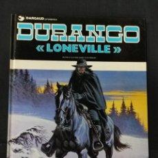 Cómics: DURANGO - Nº 7 - LONEVILLE - GRIJALBO -. Lote 268816529