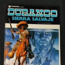 Cómics: DURANGO - Nº 5 - SIERRA SALVAJE - GRIJALBO -. Lote 268816709