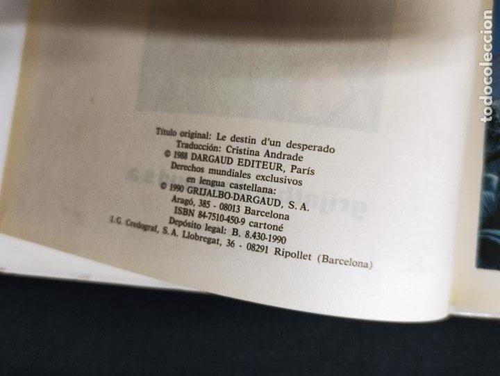 Cómics: DURANGO - Nº 6 - EL DESTINO DE UN DESPERADO - GRIJALBO - - Foto 2 - 268816899
