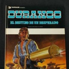 Cómics: DURANGO - Nº 6 - EL DESTINO DE UN DESPERADO - GRIJALBO -. Lote 268816899