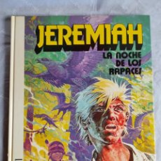 Cómics: COMIC: JEREMIAH Nº 1 - LA NOCHE DE LOS RAPACES - DE HERMANN - EDITORIAL GRIJALBO. Lote 269003999