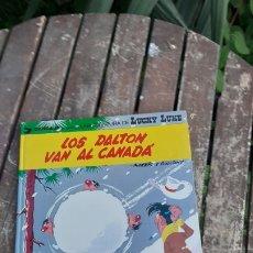 Cómics: LUCKY LUKE LOS DALTON VAN AL CANADA GRIJALBO/DARGAUD 1971. Lote 269162498