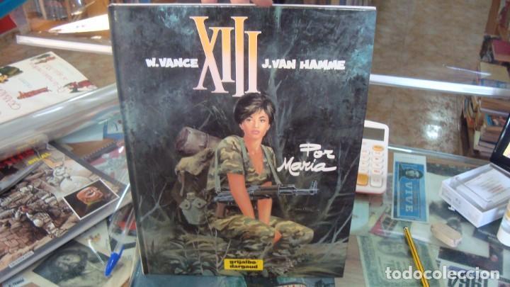 XIII: POR MARÍA. VANCE & VAN HAMME. GRIJALBO, 1993. (Tebeos y Comics - Grijalbo - XIII)