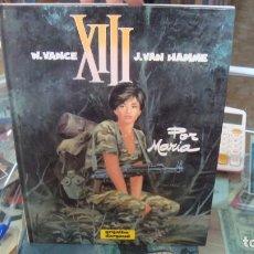 Cómics: XIII: POR MARÍA. VANCE & VAN HAMME. GRIJALBO, 1993.. Lote 269216868