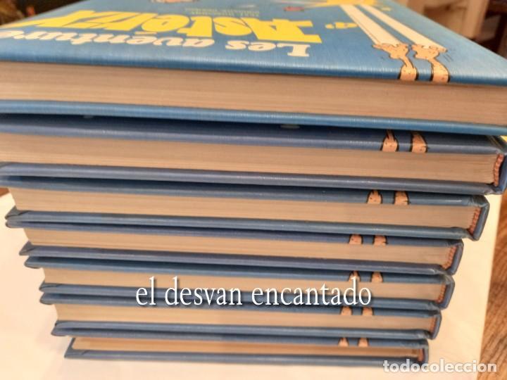 Cómics: LES AVENTURES D´ASTERIX. Grijalbo. Guálflex. 7 tomos. En català - Foto 5 - 269417423