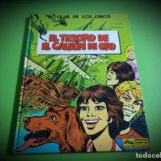 Cómics: EL CLUB DE LOS CINCO Nº 1 - DUFOSSE / ROSENZWEIG - ED JUNIOR 1983 -EXCELENTE ESTADO. Lote 269438783