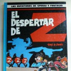 Fumetti: LAS AVENTURAS DE SPIROU Y FANTASIO Nº 23. EL DESPERTAR DE Z.. Lote 269479448