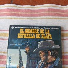 Comics : TENIENTE BLUEBERRY Nº 23: EL HOMBRE DE LA ESTRELLA DE PLATA GRIJALBO DARGAUD. Lote 269492923