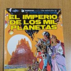 Cómics: VALERIAN , EL IMPERIO DE LOS MIL PLANETAS, GRIJALBO. Lote 269579498