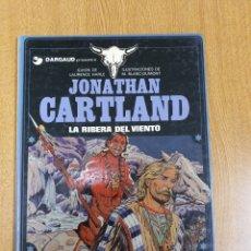Cómics: JONATHAN VARTLAND , LA RIBERA DEL VIENTO. Lote 269579758