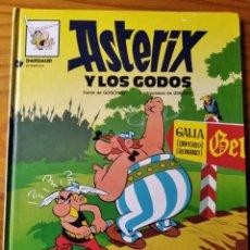 Cómics: ASTERIX Y LOS GODOS - GRIJALBO 1980. Lote 269605378