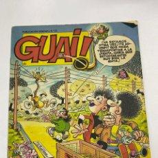 Cómics: GUAI! PUBLICACION SEMANAL Nº 53. EDICIONES JUNIOR. GRIJALBO.. Lote 269774073