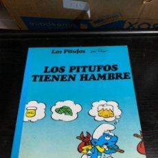 Cómics: LOS PITUFOS TIENEN HAMBRE. Lote 270145418