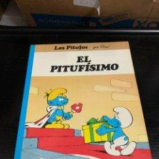 Cómics: EL PITUFÍSIMO. Lote 270145808