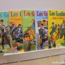 Cómics: LOS GENTLEMEN COMPLETA 5 TOMOS CARTONÉ EDICIONES JUNIOR Nº 1-2-3-4 Y 5 - GRIJALBO OCASION. Lote 270170163