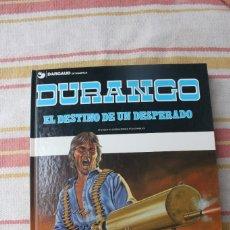 Cómics: DURANGO Nº 6: EL DESTINO DE UN DESPERADO; GRIJALBO/DARGAUD. Lote 270198698
