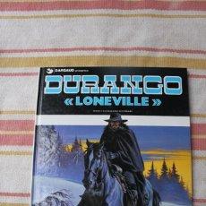 Cómics: DURANGO Nº 7: LONEVILLE; GRIJALBO/DARGAUD. Lote 270198883